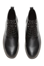 Chukka boots - Black - Men | H&M CN 2